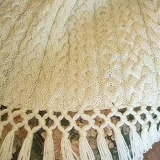 Wedding Gift Knitting Patterns 581 Best Aran Afghans Images On Pinterest Knitting Knitting