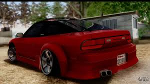 nissan 180sx jdm nissan 180sx for gta san andreas