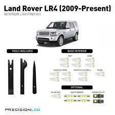 lr4 land rover 2012 land rover lr4 premium led interior lighting package 2015 2014