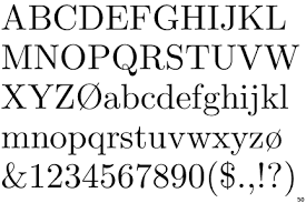 contemporary resume fonts styles what are the best typefaces to use in a resume quora