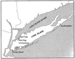 east egg long island as east west egg elena rose essex great gatsby