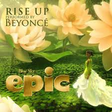 film rise up beyonce recorded song rise up for epic film earns cool points