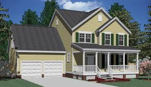 house with porch southern heritage home designs house plan 2701 b the blair w