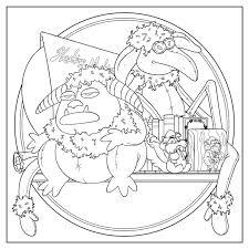 amazon com jim henson u0027s labyrinth coloring book