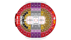 Rogers Centre Floor Plan by Ticket Hub Ottawa Senators
