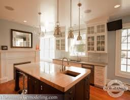 stone kitchen islands kitchen island benefits from mixing wood and stone countertops