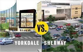 mall wars yorkdale vs sherway inside the big bucks battle for