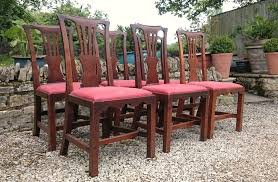 antique dining chairs sets of 6 hares antiques