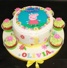 Where Can I Buy A Peppa Pig Birthday Cake Peppa Pig Birthday