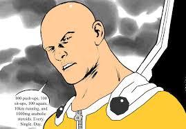 Hail Meme - one punch man captain hydra captain america hail hydra edits