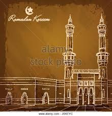 mecca stock vector images alamy
