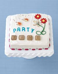 New Years Cake Decorating Ideas by Decorating A Cake