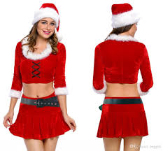 santa costume adogirl womans christmas dress ms santa costume