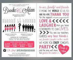 wedding program templates free online template wedding program template invitations templates
