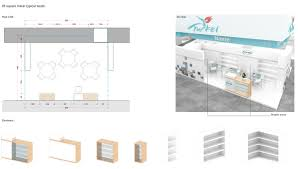 25 Square Meter by Choral Architecture Biofach
