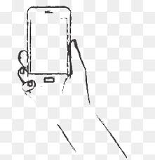 hand holding a cell phone png images vectors and psd files