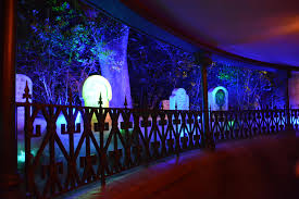today u0027s disney photo halloween decor at haunted mansion u2013 a gator