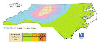Hanes Mall Map Updated Weather Alert Significant Ice Storm Damage Likely U2013 Camel