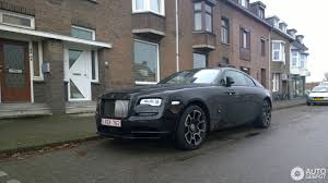 matte gray rolls royce rolls royce wraith black badge 4 january 2017 autogespot