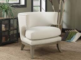 White Accent Chair Accent Chairs