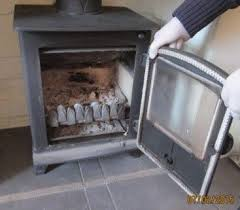 Fireplace Glass Replacement by Wood Burning Stove U0026 Glass Replacement 9 Steps