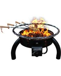 Portable Gas Firepit Here S A Great Price On Boulder Creek 18 Inch Propane Pit