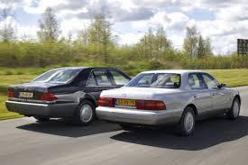lexus ls400 2001 lexus ls 430 2001 autotests autoweek nl