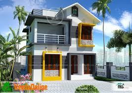 double floor house elevation photos 3 bedroom house plans kerala double floor inspirational single