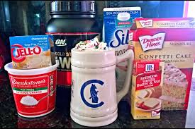sludge eating favorite protein concoction pt 2 44
