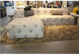 Tufted Sofa Sectional Tufted Sectional Sofa Chaise Euprera2009