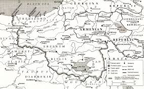 Map Of Europe 1920 by Historical Maps Of The Caucasus
