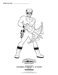 printable power rangers samurai coloring pages kids bratz
