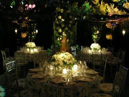 outdoor night wedding reception decorations treat your guests to