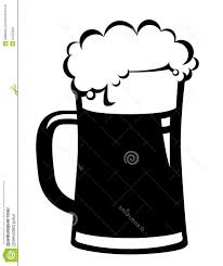 cartoon beer black and white top 10 black beer mug drawing