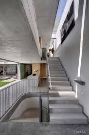 Concrete Interior Design by Opulent Bantry Bay Residence In Cape Town Offers Spectacular Ocean
