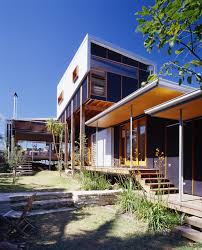 bundeena beach house sam crawford architects