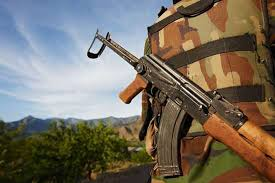 Flag With Ak 47 What Made The Ak 47 So Popular Mental Floss
