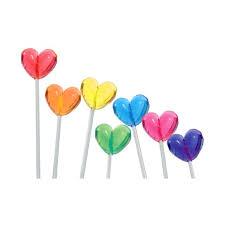 heart lollipop heart lollipops 100 bag candywarehouse