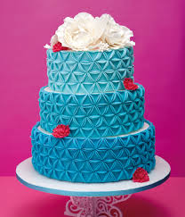 Origami Wedding Cake - top origami cakes cakecentral