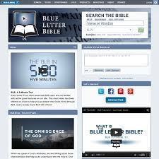 blue letter bible commentary gplusnick