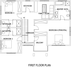 house plans with master bedroom upstairs only first floor raleigh