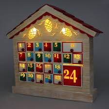 wood advent calendar unfinished wooden advent calendar drawers calendars box kit house