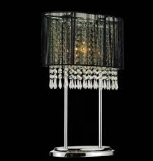 shade crystal chandelier dusky pink crystal drops table lamp with pink shade crystal lamp