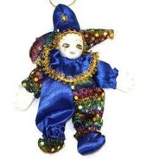 mardi gras jester dolls mardi gras pins and magnets dolls brooches painted faces