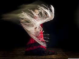 flamenco dance hd desktop wallpaper widescreen high definition