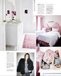 100 at home magazine kourtney khloe kardashian