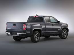 gmc canyon truck models price specs reviews cars com