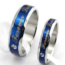 s day rings seanuo blue forever s day ring jewelry