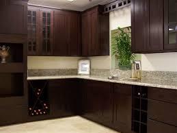 Beech Espresso Kitchen Cabinets Home Design Traditional - Espresso kitchen cabinets