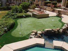 Backyard Putting Green Designs by Backyard Putting Greens Are Great For Golf Fans Putting Greens